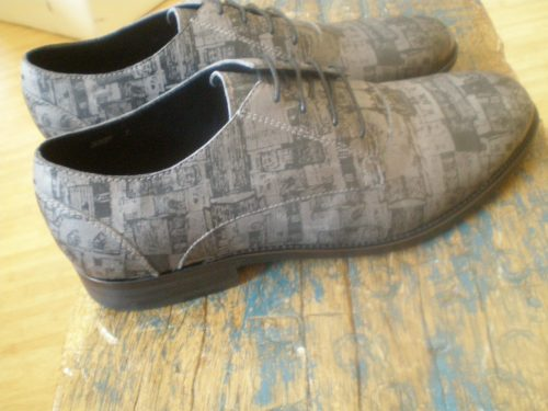 Heutchy Printed Derby