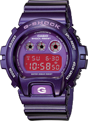 Casio G-Shock DW6900 Metallic Purple