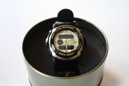 Casio G-Shock G300G-9A