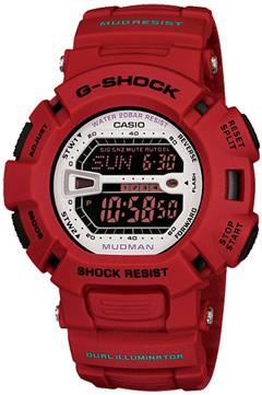Casio G-Shock Mudman G9000MX-4