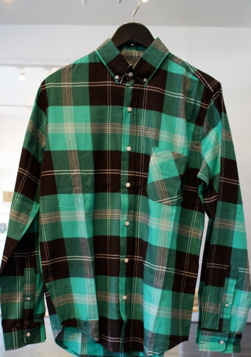 Huf Buffalo Stripe Flannel